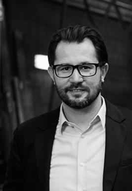 Oliver Brill, Geschäftsführer von Jochen Brill Hallen- und Industriebau GmbH